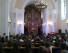 Репетиция и концерт участников летней творческой школы в зале органной и камерной музыки.