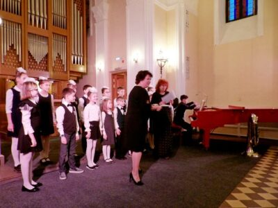 Гала-концерт победителей в Органном зале