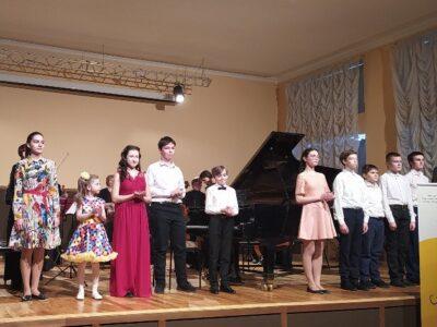 Заключительный концерт «Симфонии на колесах»