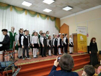 «Симфония на колесах» с концертом в детской музыкальной школе г.Мураши Кировской области