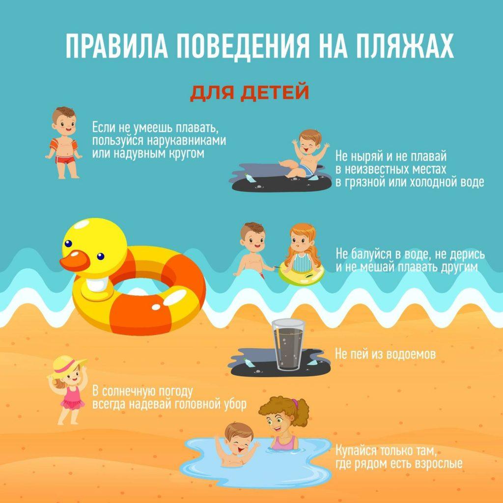 Информационные материалы по организации безопасного пребывания детей на водоёмах, пропаганде пожарной безопасности.